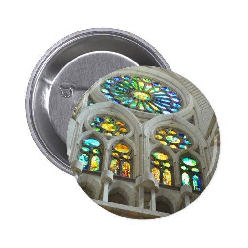 La Sagrada Familia Church Pins