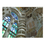 La Sagrada Familia Church Postcards