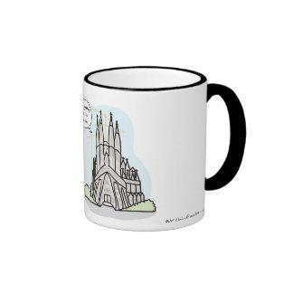La Sagrada Familia Coffee Mug