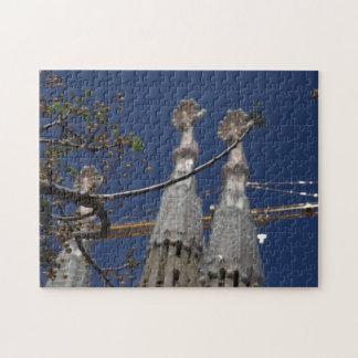 La Sagrada Família Jigsaw Puzzle