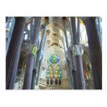 La Sagrada Familia Postcards