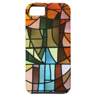 La Sagrada Família Stained Glass 5 iPhone 5 Cover