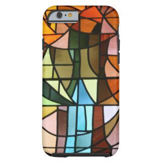 La Sagrada Família Stained Glass 5 Tough iPhone 6 Case