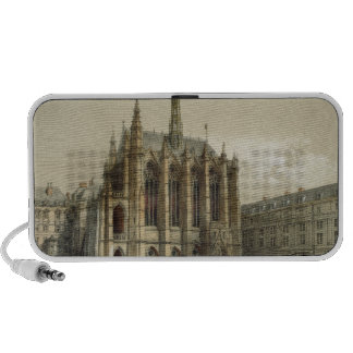 La Sainte Chapelle, París Notebook Altavoz