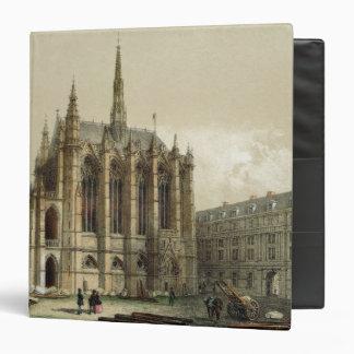 La Sainte Chapelle, Paris Binder