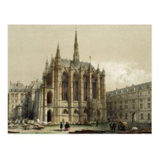 La Sainte Chapelle, Paris Postcard
