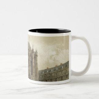 La Sainte Chapelle, Paris Two-Tone Coffee Mug