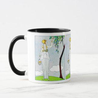 La Saison Des Prunes Mirabelles Mug