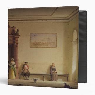 La sala de espera, 1857