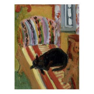 La sala de estar, 1920 tarjetas postales