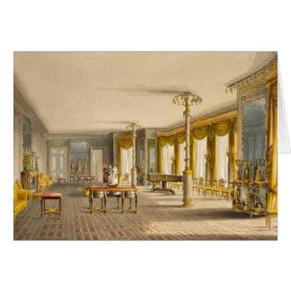 La sala de estar del norte, o galería del sitio de tarjeta