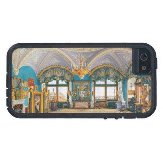 La sala de la esquina del emperador Nicolás I iPhone 5 Carcasas