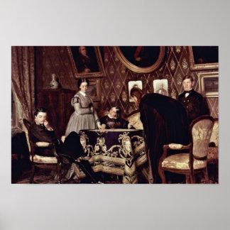 La sala de Newrew Nikolaj Wassiljewitsch Posters