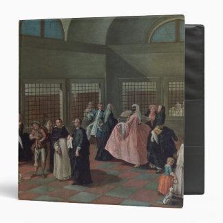 """La sala que visita en el convento carpeta 1 1/2"""""""