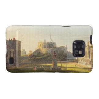La sala superior castillo de Windsor de real re Samsung Galaxy SII Carcasas