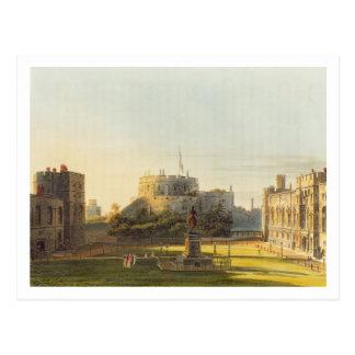 La sala superior, castillo de Windsor, de 'real Tarjeta Postal
