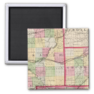 La Salle, Grundy, Livingston counties Magnet