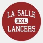 La Salle - Lancers - High - Pasadena California Sticker
