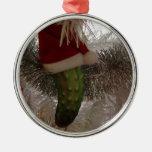 La salmuera del navidad ornamento de navidad
