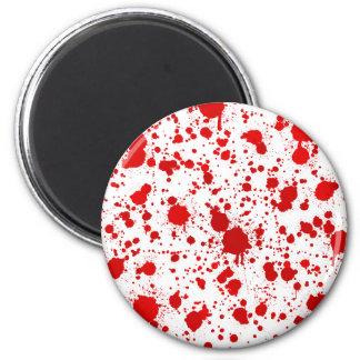 La salpicadura… Dexter de la sangre mataría para e Imanes De Nevera