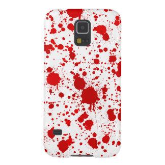 La salpicadura… Dexter de la sangre mataría para Fundas Para Galaxy S5