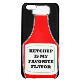 La salsa de tomate es mi sabor preferido que el hu