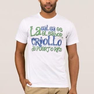 La Salsa tiene Sabor T-Shirt
