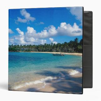 La Samana Peninsula, Dominican Republic, 2 Vinyl Binders
