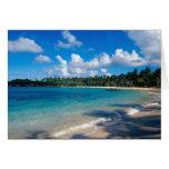 La Samana Peninsula, Dominican Republic, 2 Greeting Card