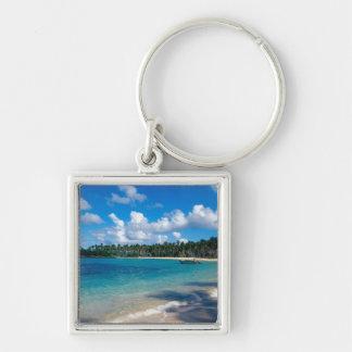 La Samana Peninsula, Dominican Republic, 2 Keychains