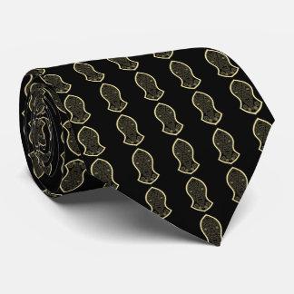 La sandalia del profeta (alheña) (de oro) corbatas