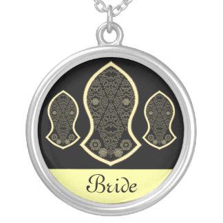 La sandalia del profeta (alheña) (oro) joyeria personalizada