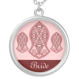 La sandalia del profeta (alheña) (rojo) joyerías