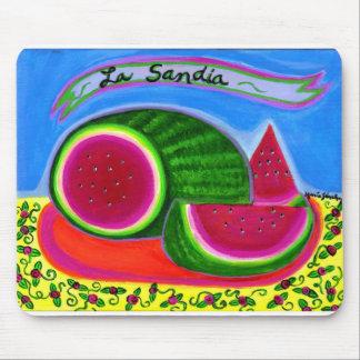La Sandia Mouse Pads