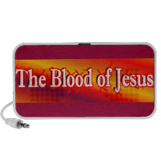 La sangre del Doodle de Jesús Mp3 Altavoz