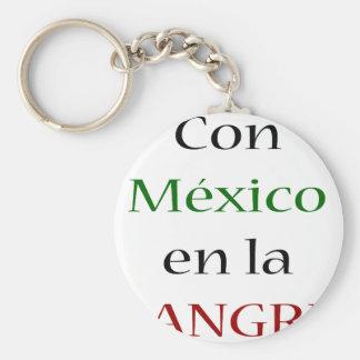 La Sangre del En de México de la estafa Llaveros