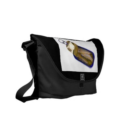 la sardina puede bolsa messenger