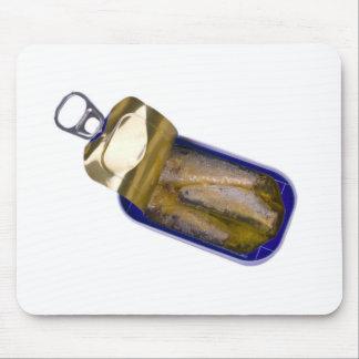 la sardina puede alfombrillas de raton