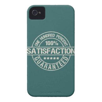 La SATISFACCIÓN GARANTIZÓ la caja de encargo de Case-Mate iPhone 4 Cárcasa