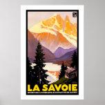 La Savoie Poster