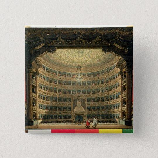 La Scala, Milan, during a performance Button