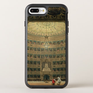 La Scala, Milan, during a performance OtterBox Symmetry iPhone 7 Plus Case