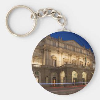 La Scala, Milan Keychain