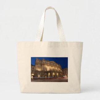 La Scala, Milan Large Tote Bag