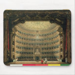 La Scala, Milano, durante un funcionamiento Alfombrilla De Raton