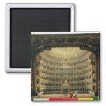 La Scala, Milano, durante un funcionamiento Iman Para Frigorífico