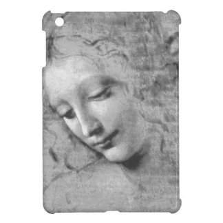 La Scapigliata by Leonardo da Vinci Cover For The iPad Mini