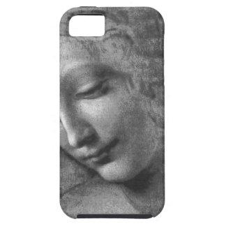 La Scapigliata by Leonardo da Vinci iPhone SE/5/5s Case