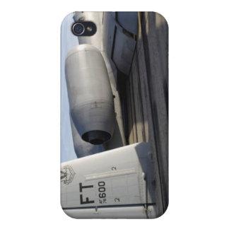 La sección de cola A-10 de un rayo II iPhone 4 Cárcasa