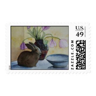 La sección de la primavera sellos
